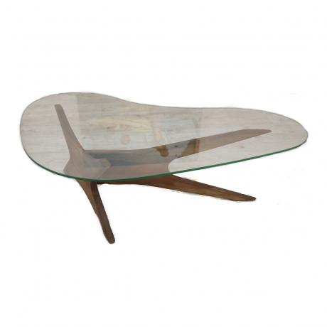 (After) Vladimir Kagan, Mid-Century modern Sculptured Coffee Table  circa 1950s