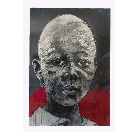"Nelson Makamo  ""Untitled"""