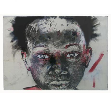 "Nelson Makamo  ""Untitled"" 2"