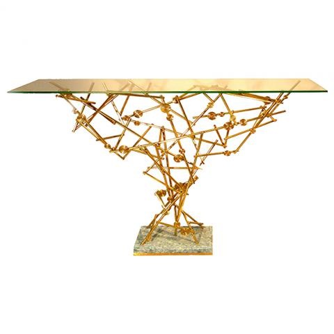 Alain Chervet  Console Table design
