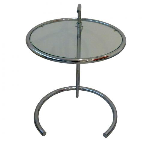 Eileen Gray (after) - Side table model E1027
